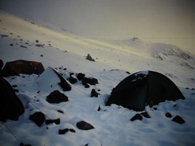 Nieve en Canadá